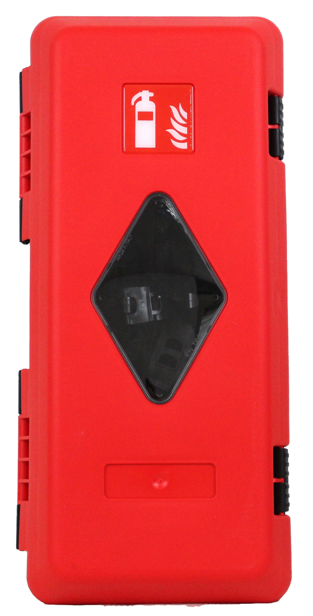 Beschermkast BT71 voor blustoestellen t/m 9  kg of ltr.