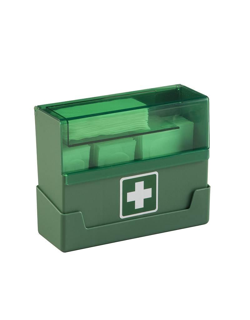 Pleisterautomaat groen
