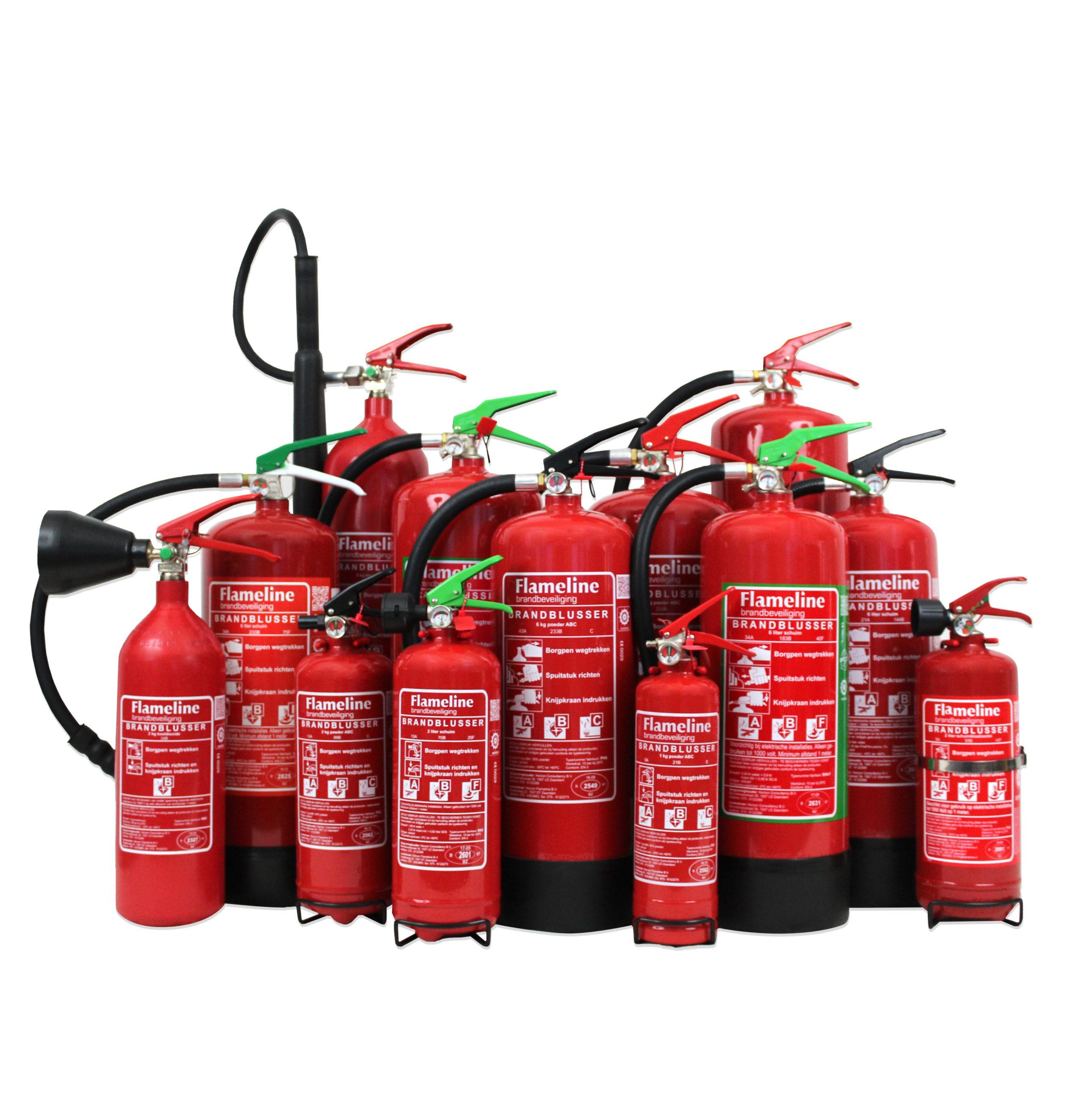 Specialist in brandbeveiliging - Flameline