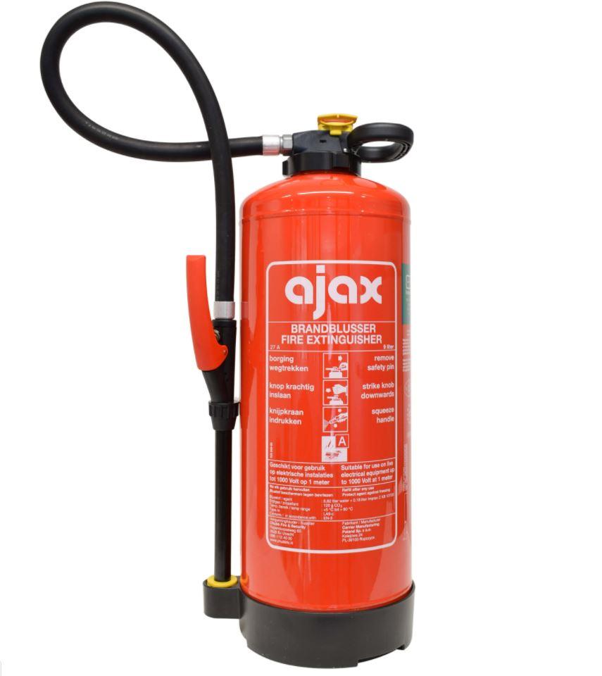 LI-Ion  Accu blustoestel 9 liter